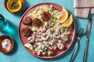 Oven-Roasted Greek Kebabs image