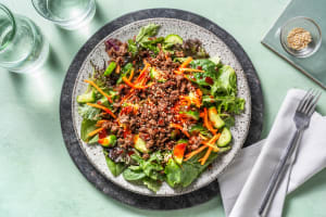 Korean-Style Beef Salad image
