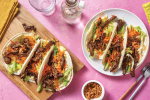 Korean-Style Beef Tacos image