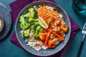 Korean Style Rice Bowl image