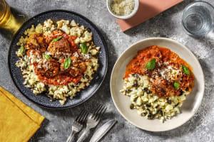 Köttbullar i tomatsås image