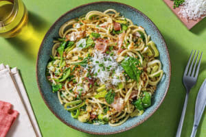 Krämig pasta image