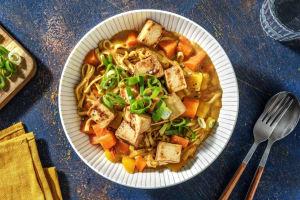 Laksa med krispig tofu image