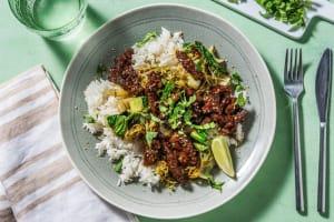 Lap khmer : salade de bœuf cambodgienne image