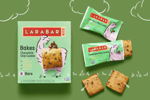 Larabar Kids Chocolate Chip Cookie Bakes image