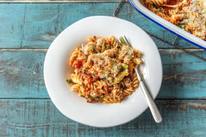 Lasagna-Baked Fusilli image