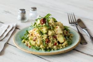 Lauwarmer Couscous-Salat image