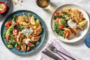 Lemon & Herb Chicken Strips image
