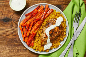 Lemon Za'atar Chicken image