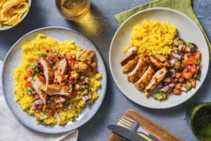 Lime BBQ Chicken image