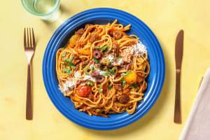 Spanish Chorizo Linguine image