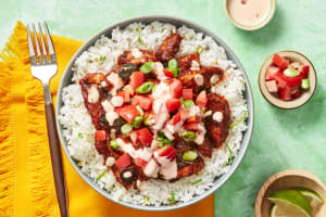 Lone Star Chicken & Rice Bowls image