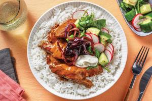 Louisiana Beef & Garlic Rice Bowl image