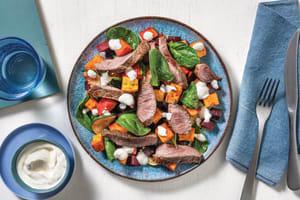 Seared Steak & Kumara Toss image