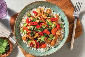 Easy Malaysian Pork & Veggie Stir-Fry image