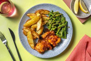 Maple-Mustard Glazed Chicken image