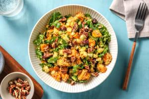 Maple Quinoa and Kale Super Salad image
