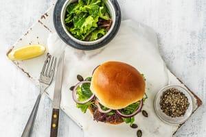 Meatloaf Burgers image