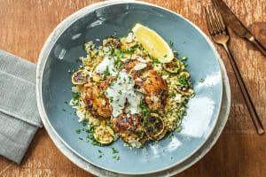 Mediterranean Chicken Thighs image