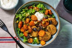 Mediterranean Falafel Bowl image