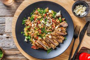 Mediterranean Grilled Pork Chops image