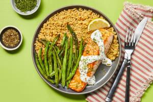 Mediterranean Salmon image