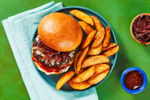 Melty Monterey Jack Burgers image