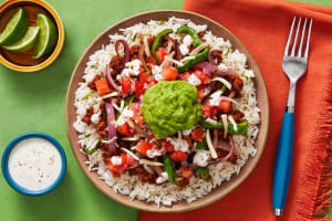 MexiCali Beef Burrito Bowls image