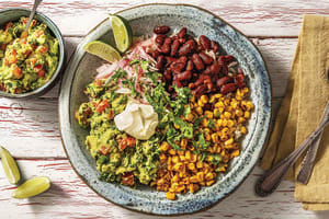 Mexican Bean & Corn Burrito Bowl image