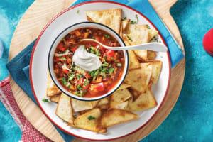 Mexican Bean & Veggie Chilli image