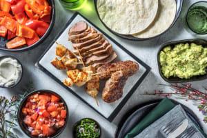 Mexikanische Fleischplatte image