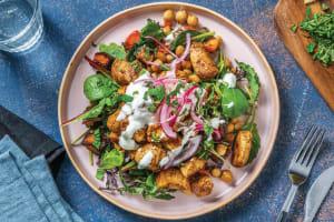 Middle Eastern Chicken & Pumpkin Salad image