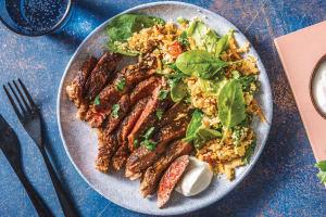 Middle Eastern Dukkah Beef Rump image