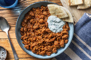 Middle Eastern Lamb and Lentil Stew image