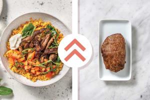 Quick Middle Eastern Steak & Tahini image