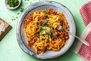 Mighty Meatless Bolognese image
