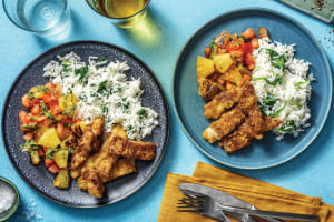 Mild Caribbean Spiced Fish image