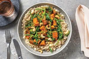 Mild Kumara & Coconut Curry image