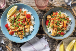 Mild Lime & Coconut Chicken image