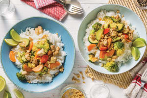 Mild Thai Red Chicken Curry image