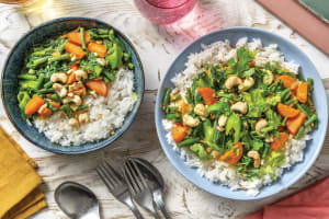 Mild Thai Red Veggie Curry image