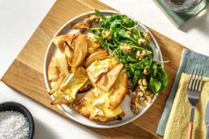 Sweet and Savoury Brie Pizzettes image
