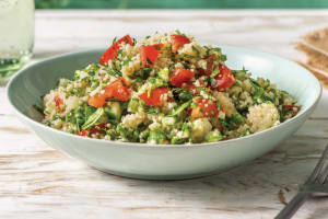 Tomato & Herb Couscous Tabbouleh image