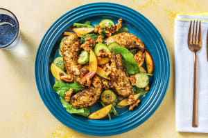 Montreal Spiced Chicken and Nectarine Salad image