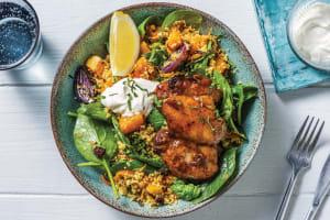 Moroccan Honey-Glazed Chicken image