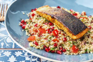 Moroccan-Spiced Salmon image