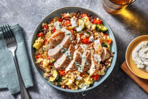 Moroccan Spiced Turkey Bowl image