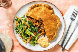 Moroccan Veggie Lentil Hand Pie image