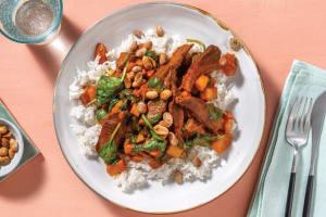 Mumbai Beef & Potato Curry image