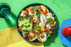 Nachos à la mexicaine image